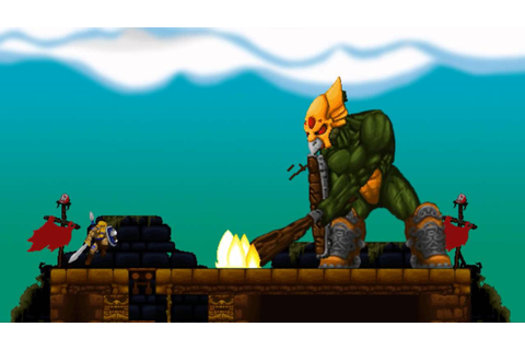 Volgarr The Viking :: The Second Attempt - Arcade ...