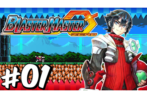 Blaster Master Zero | Part 1 | (Nintendo Switch) - YouTube