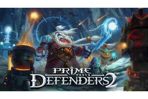 Prime World Defenders 2 android game first look gameplay ...
