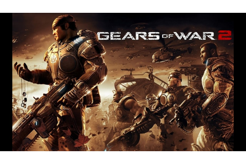 Gears of War 2 - Game Movie - YouTube