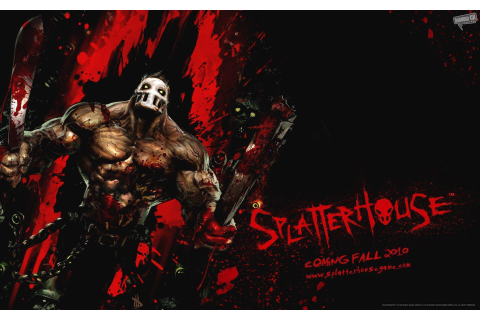 Splatterhouse Wallpapers - Wallpaper Cave