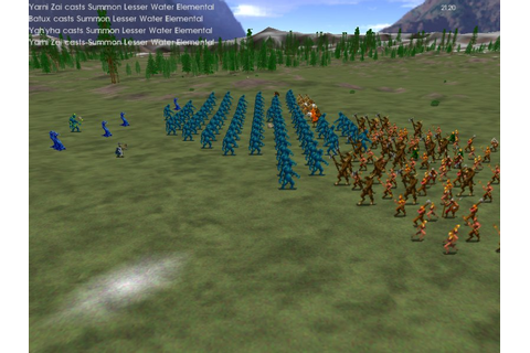 Dominions 2: the Ascension Wars Screenshots | GameWatcher