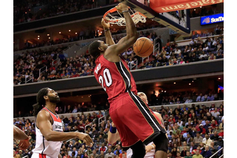 VIDEO: Greg Oden Dunked Twice In His First NBA Game In ...