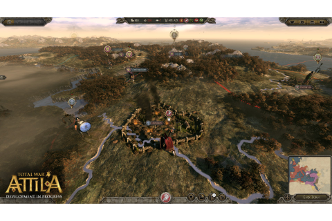 Buy Total War: Attila - Tyrants and Kings Edition Steam