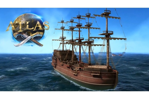 ATLAS - Building a Galleon (Speed Build + Game Review ...