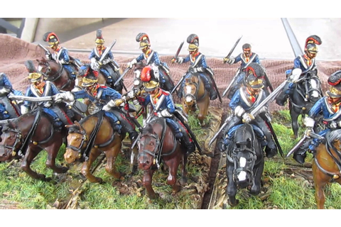 Warlord Games Household Cavalry - YouTube