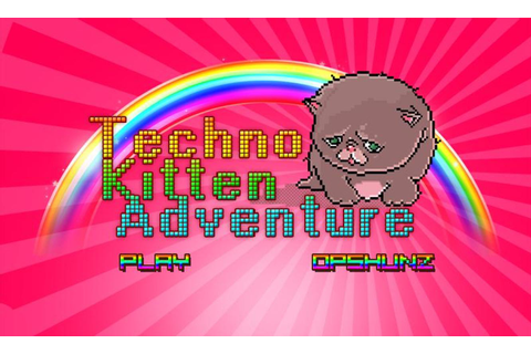 Techno Kitten Adventure for Android - APK Download