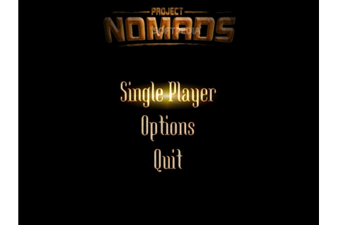 Project Nomads Demo Download