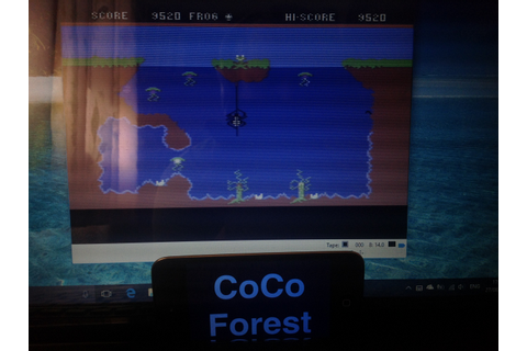 Savage Pond (Commodore 64 Emulated) high score by CoCoForest