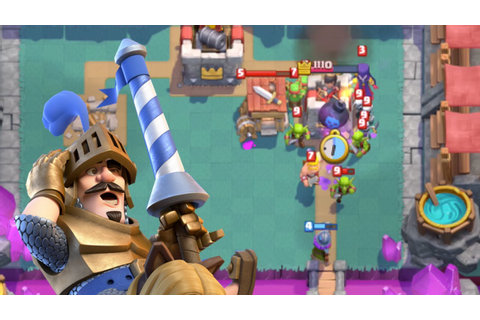 Clash Royale - Game Overview! - YouTube