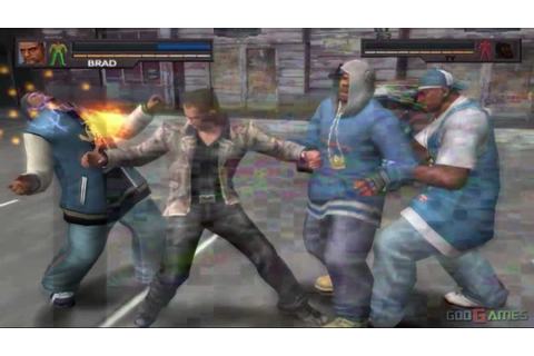 Urban Reign - Gameplay PS2 HD 720P - YouTube