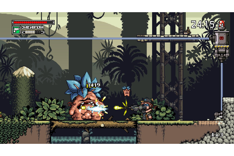 Mercenary Kings Reloaded (Switch eShop) News, Reviews ...