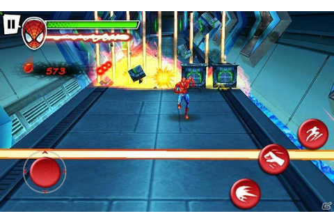 Ultimate Spider-Man: Total Mayhem – Android Game Cracked ...