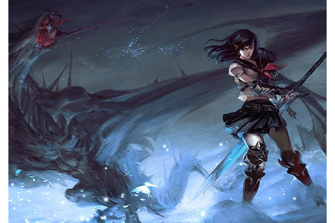 Review: Stranger of Sword City (Sony PlayStation Vita ...