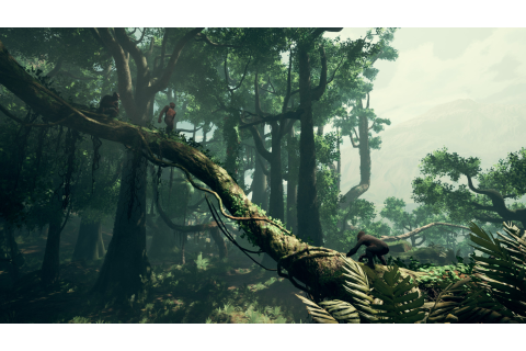 Open World Survival Game Ancestors: The Humankind Odyssey ...
