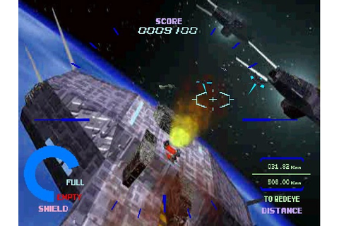 Retro Gaming: StarBlade (Panasonic 3DO/Arcade) | StiGGy's Blog
