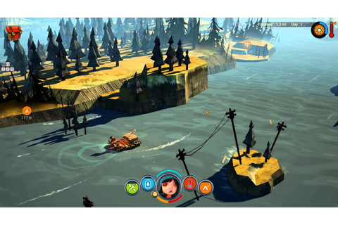 The Flame in the Flood - Gameplay - YouTube