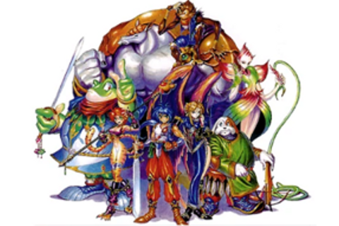 Breath of Fire II - Wikipedia