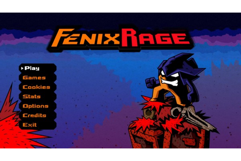 Fenix Rage Released on Steam - Hey Poor Player