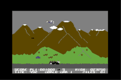 Download Swooper (Amiga) - My Abandonware
