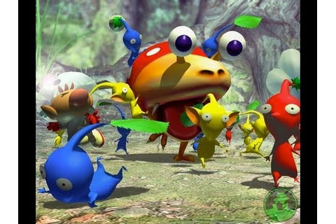Pikmin Game Review (Gc) - YouTube