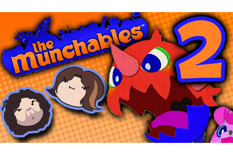 The Munchables: Eating Fiend- PART 2 - Game Grumps - YouTube