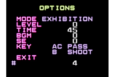 Classic Videogame Hacking: Unknown Option - Tecmo World ...