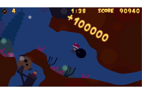 LocoRoco Midnight Carnival - Tropuca 1 (Level 7) - YouTube
