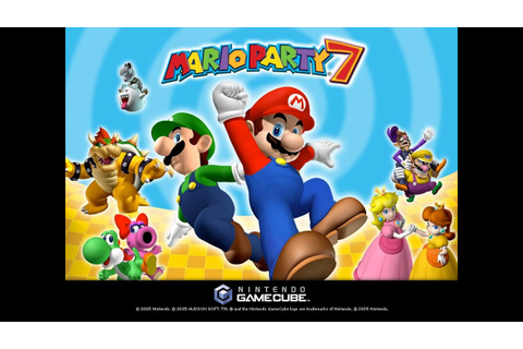 Mario Party 7 - GameCube Emulator [Dolphin Emulator] [PC ...