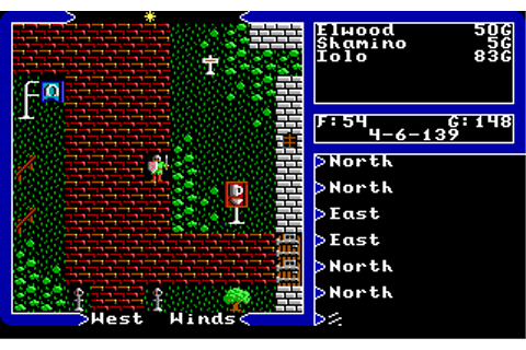 Download Ultima V - Warriors of Destiny | Abandonia