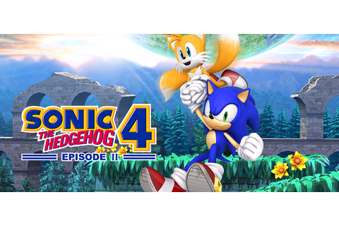 Sonic the Hedgehog 4 – Episode II – Jinx's Steam Grid View ...