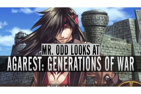 Mr. Odd Looks at Agarest: Generations of War [PC][Preview ...