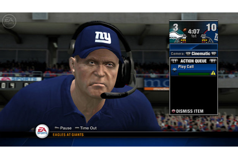 NFL Head Coach 09 Game | PS3 - PlayStation
