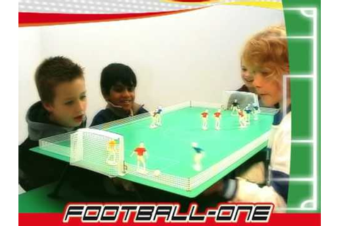 Magnetic Football Game - YouTube
