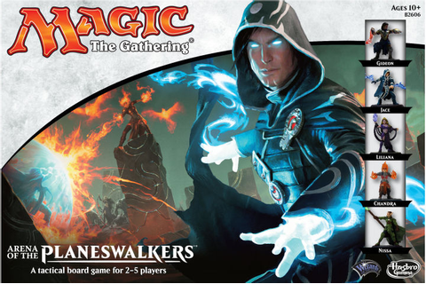 Magic the Gathering Board Game Summons Title, Box Art - IGN