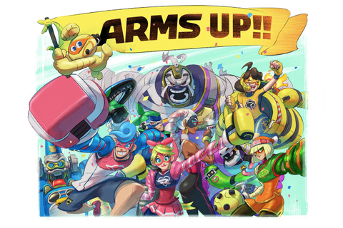 How ARMS created a fighting game for everyone – amr al ...