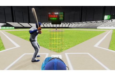 See Ball, a VR Baseball Game Takes VR to Another Level