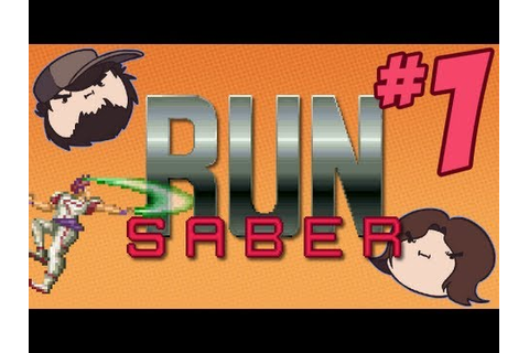 Run Saber: Why Did We Do That? - PART 1 - Game Grumps ...