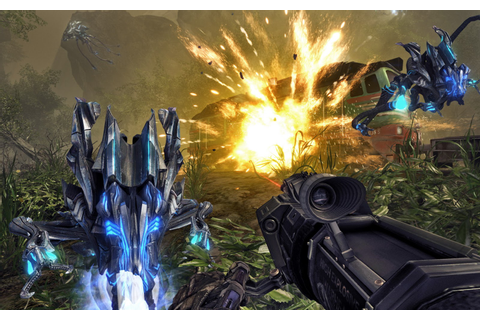 Download Crysis Warhead Full Game Incl Free Crack RELOADED ...