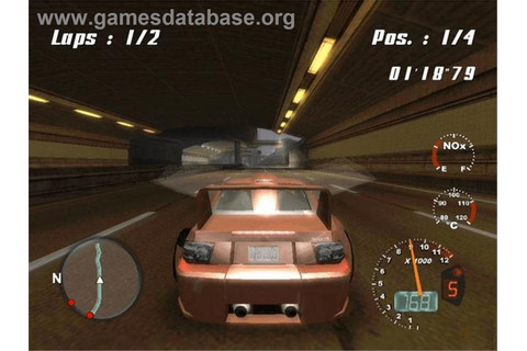 Top Gear RPM Tuning - Microsoft Xbox - Games Database