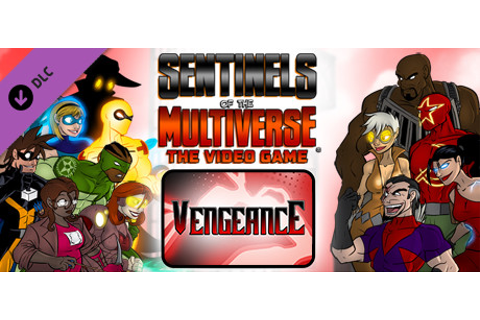 Sentinels of the Multiverse - Vengeance on Steam