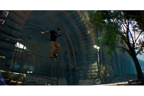 Skateboarding sim Session coming to Xbox One, PC this year ...