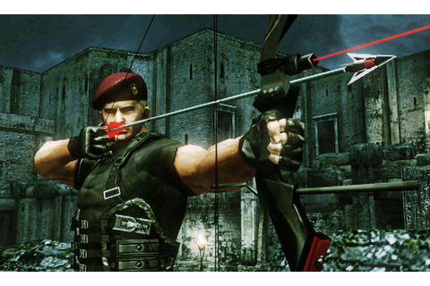 Resident Evil: The Mercenaries 3D Review « GamingBolt.com ...