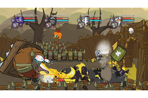 Castle Crashers - Full Version Game Download - PcGameFreeTop