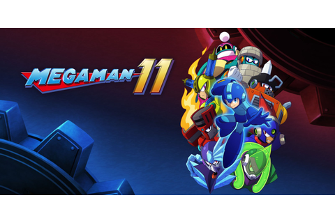 Mega Man 11 | Nintendo Switch download software | Games ...