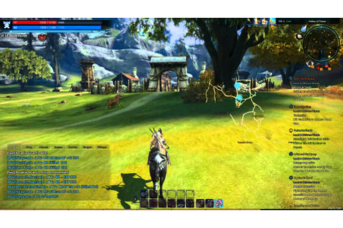 Review | Gameplay @ Tera [PC][Ultra Settings][1920x1080 ...
