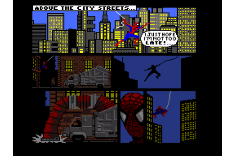Spider-Man and X-Men - Arcade's Revenge Download Game ...