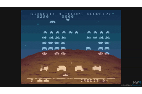 Space Invaders: The Original Game - Game - Nintendo World ...
