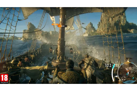The Pirate's Life Certainly Looks Gorgeous in Ubisoft's ...