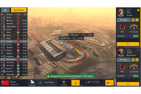 Motorsport Manager Mobile 2 - Android Apps on Google Play